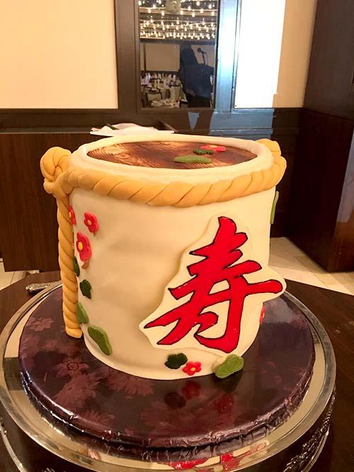 アニバーサリー(記念日)ケーキ